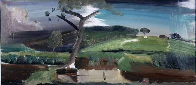Favourite Painter 1 – Ivon Hitchens