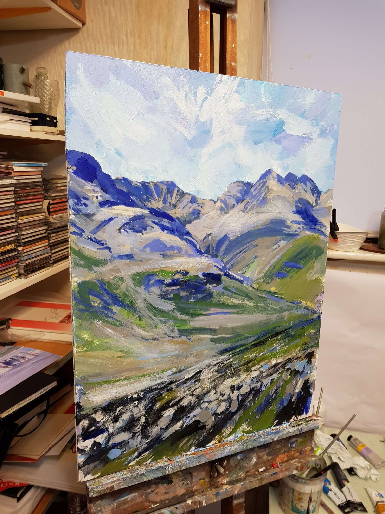 Bowfell and the Crinkles - detasil 01