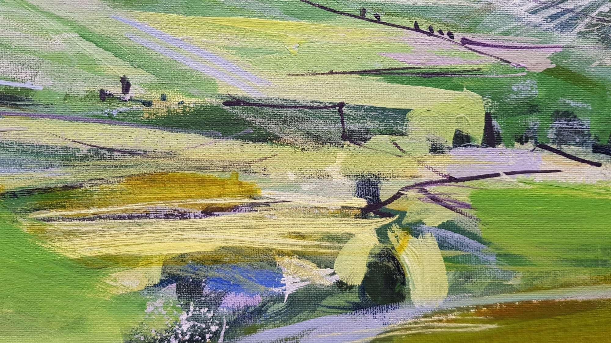 Mickleden Lake District detail 01